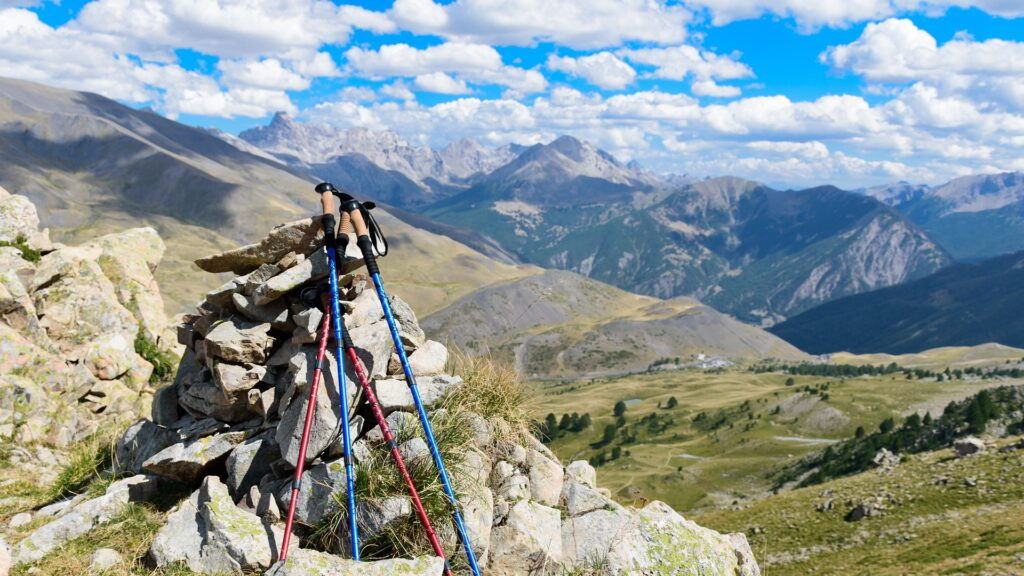 Vandringsstavar – rätt längd är viktigast när du ska välja stavar för vandring