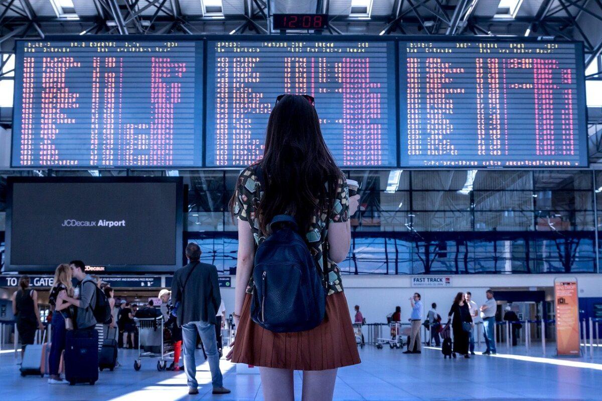 Ny teknik hjälper resenärer att välja roliga resmål.