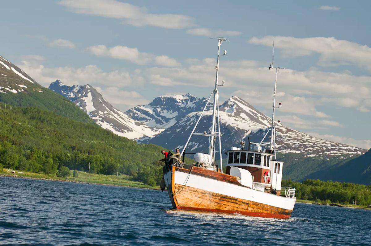 Tillsammans med turism är fiske en viktig del av Norges ekonomi.
