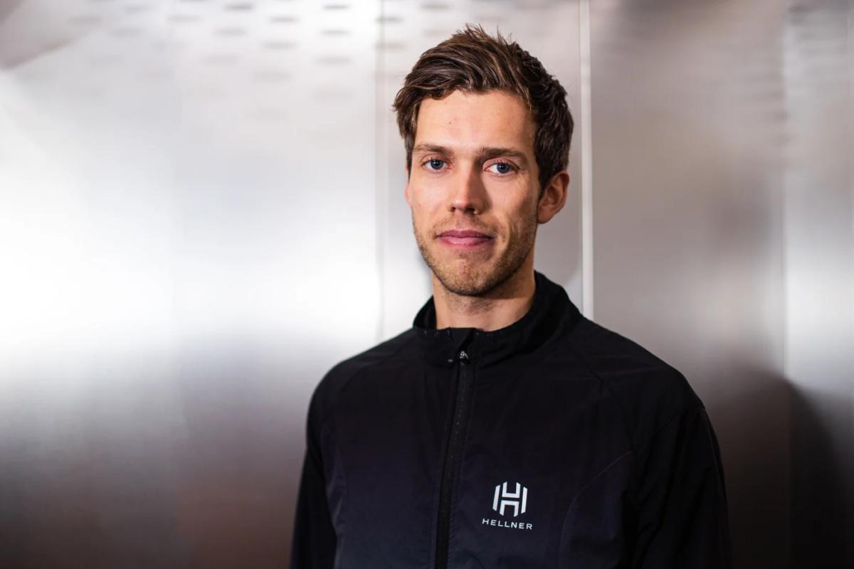 Marcus Hellner lanserar sitt eget klädmärke tillsammans med Outnorth.