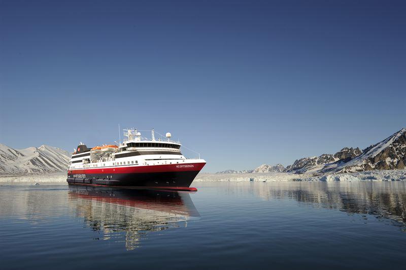 """Hurtigruten kallas ofta för """"Världens vackraste sjöresa""""."""