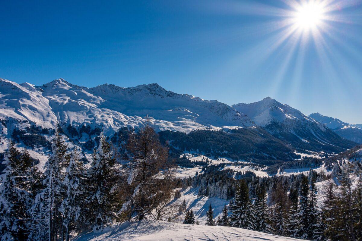 Tour de Ski 2019/2020 startar i Lenzerheide.