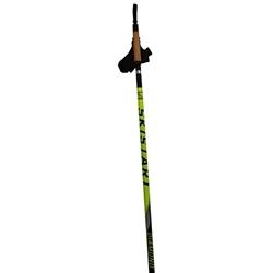 Skistarts tävlingsstav Diamond med monterad StaffanStaven - Stavdämpning