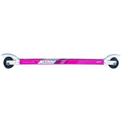 Elpex Roller Ski Team 610 PU Rosa hjul Rullskidor Paket