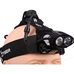 M Tiger Sports Ds-Trail Head Lamp