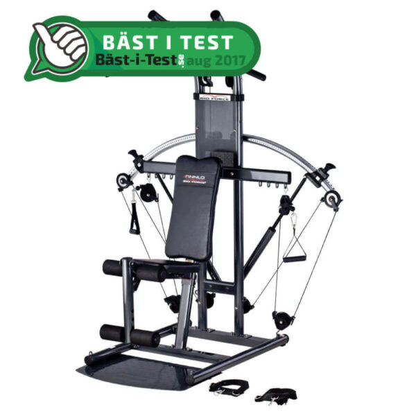 Bioforce Multigym ** Bäst i test **