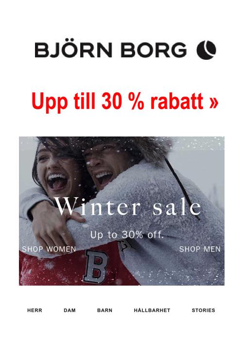 Björn Borg REA