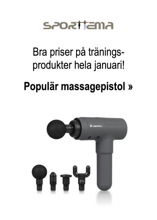 Massagepistol Sporttema