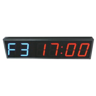 Bauer Fitness Training Clock