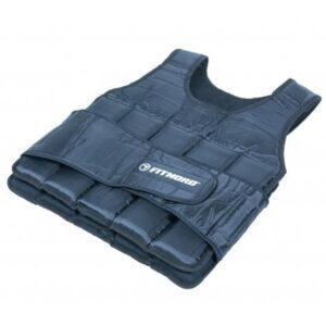 FitNord Weight Vest 10 kg (Adjustable Weights), Viktväst