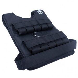 FitNord Weight Vest 20 kg (Adjustable Weights), Viktväst