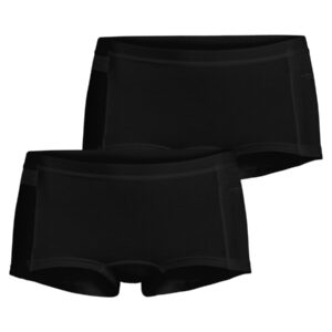 SOLID PERFORMANCE MINISHORTS 2-PACK Black Beauty,34