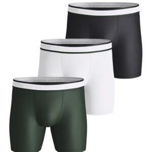 SOLID PHILIP PERFORMANCE SHORTS 3-PACK SYCAMORE,XL