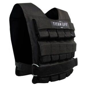 Titan LIFE 30 kg Weight Vest, Viktväst