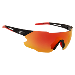 Northug Performance Silver Narrow Black/Red