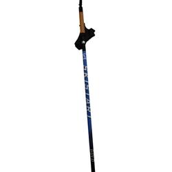 Skistarts Gold med monterad StaffanStaven - Stavdämpning