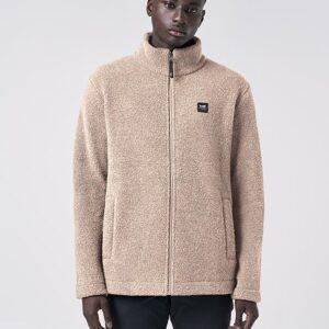 VARM Men's Wool Jacket - Oat beige